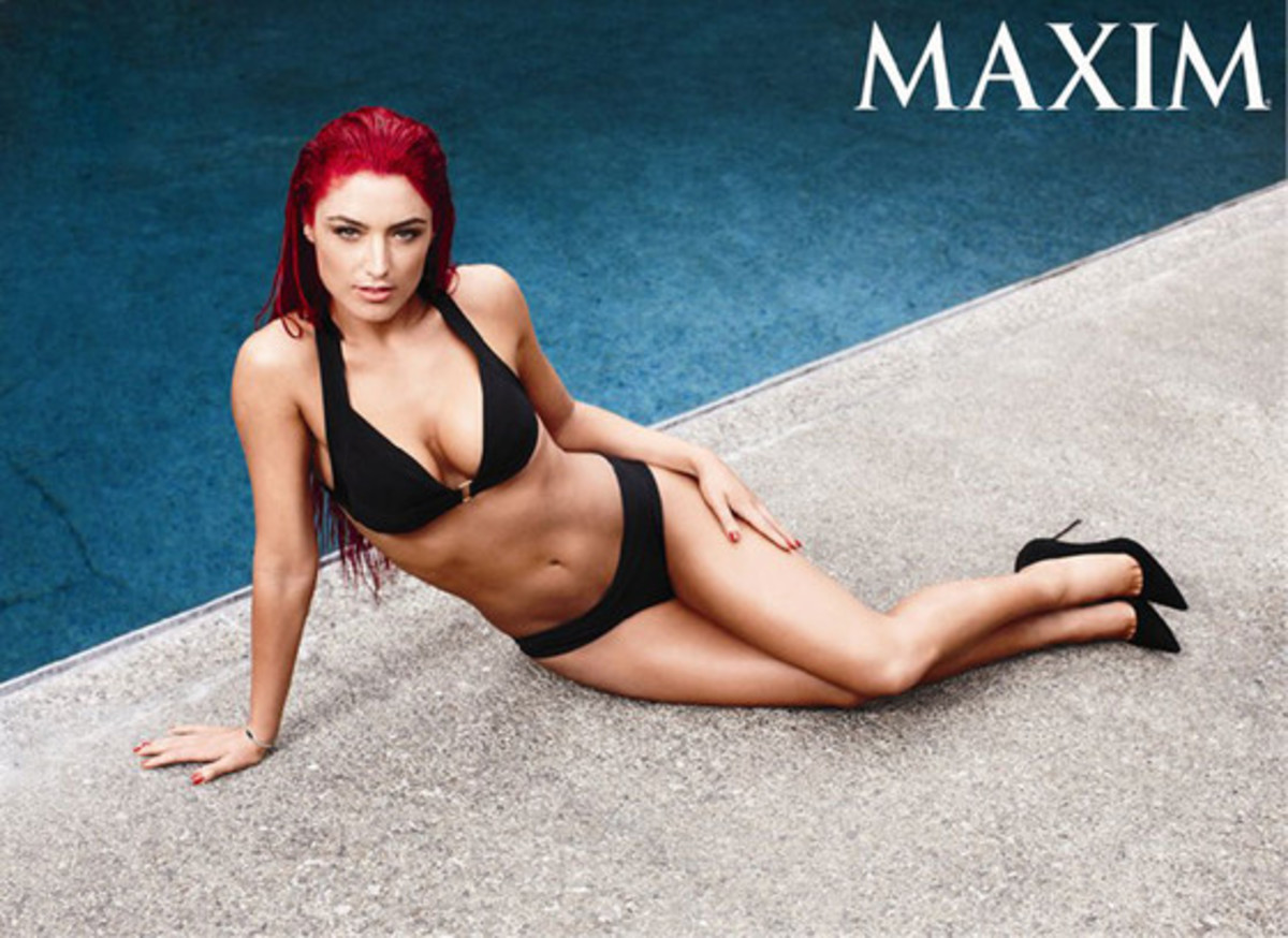 Celebrate Former WWE Diva Eva Marie's Birthday With Her Most Stunning Pics Ever - Maxim
