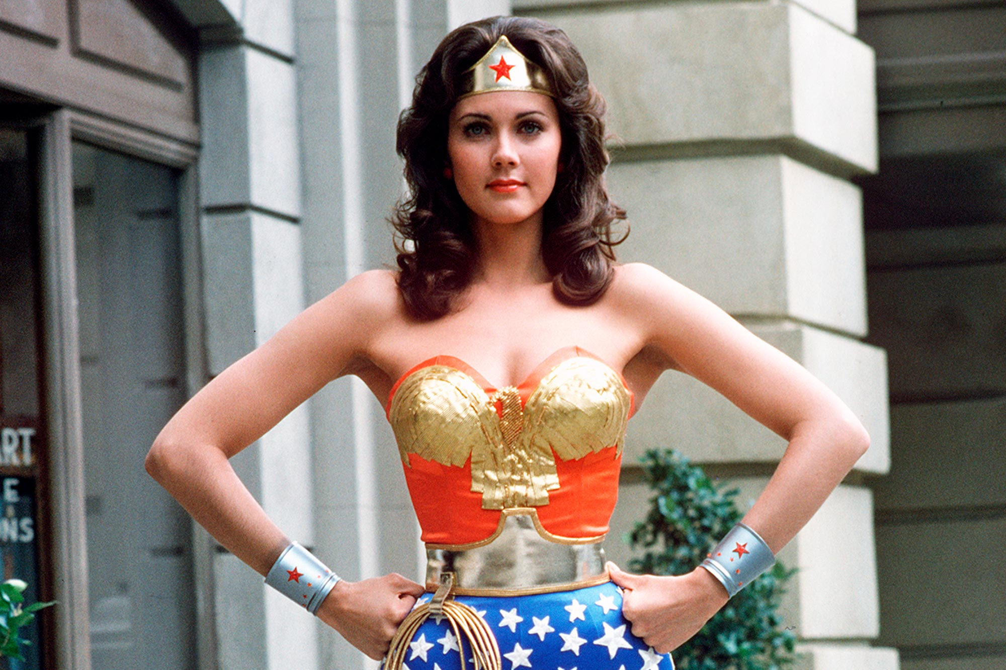 Lynda Carter's Wonder Woman series drops on HBO Max ahead of new movie premiere - The Official ...
